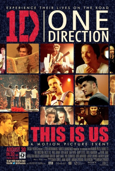 "first official poster for ""This Is Us"" (x)"