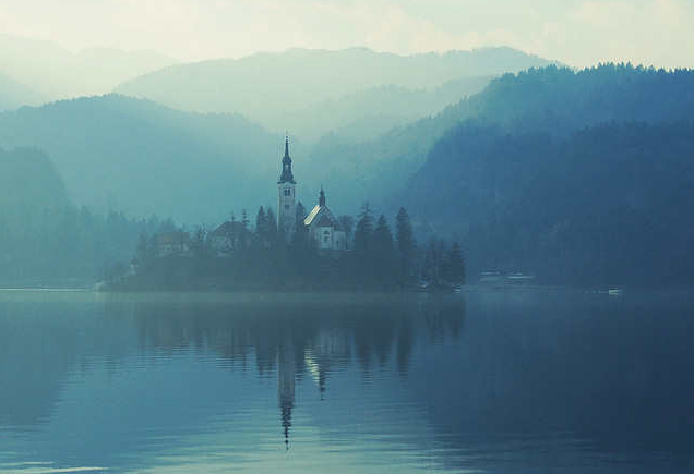 greekg0ds:  lake bled revisit By impossible soul