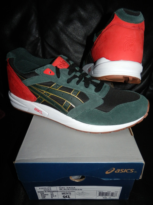 Asics Gel Saga 24 Kilates 10 US DS SneakersForSaleTumblr@gmail.com SOLD