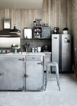 justthedesign:  Kitchen In Lille Photography By Pascal François
