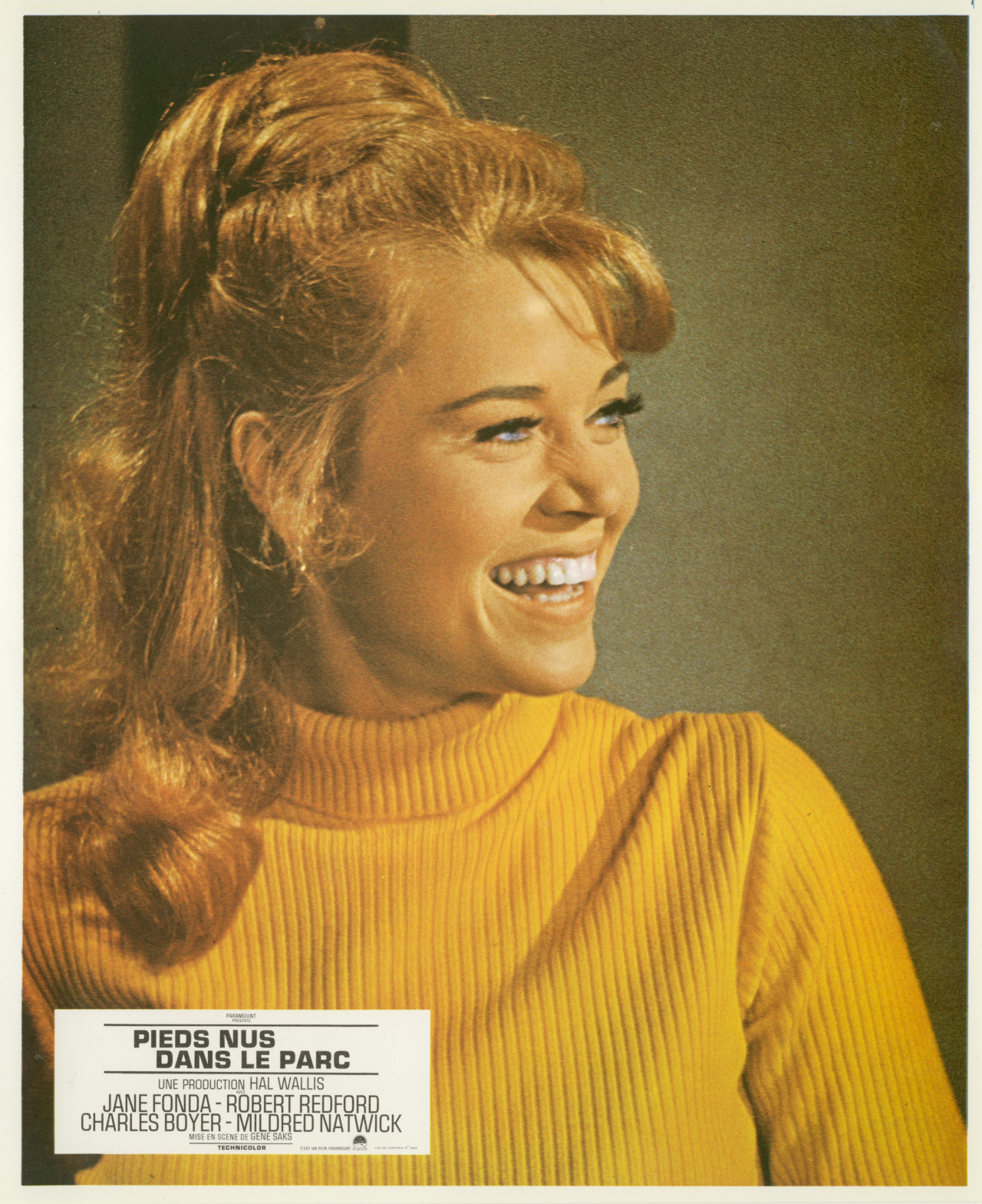 Barefoot in the Park, French lobby card set B. 1967 Submitted by vincehardy