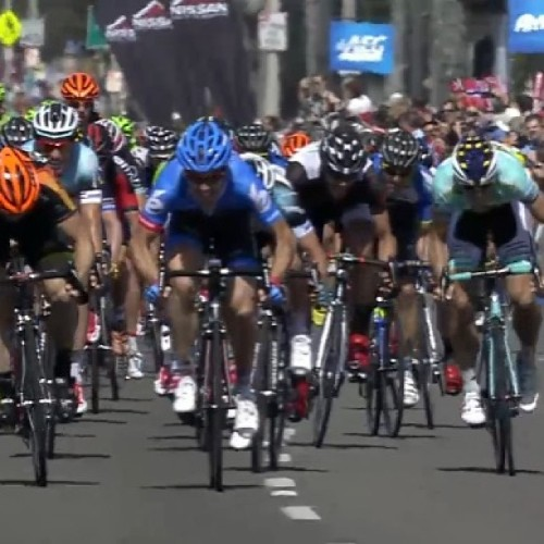 castellicycling:  Boom!! @garmin_pics wins 2 today!! Congrats to Tyler Farrar!!!