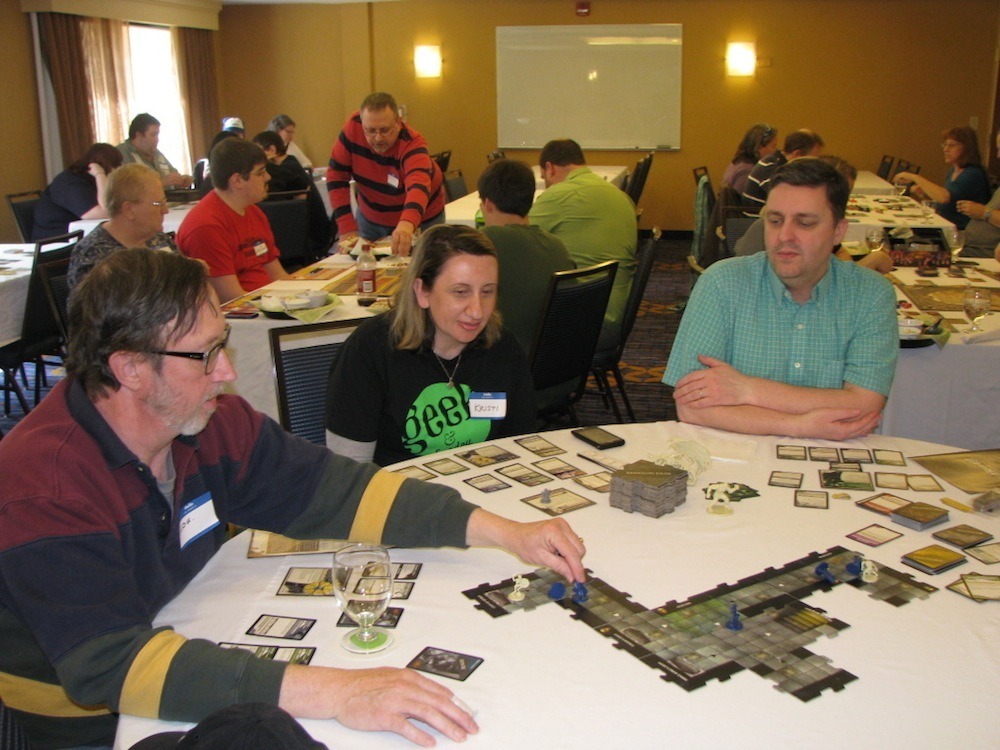 International Table Top Day - Camel City Gamers, Winston Salem, NC