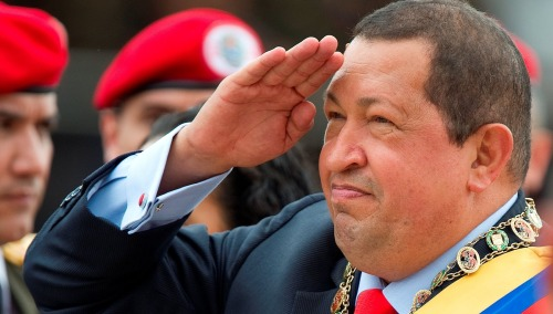 Good bye #HugoChavez . I adore your bravery and your consistency against imperialism. You made me smile when you called Bush 'The Devil' while addressing the UN General Assembly. Your death leaves us heart broken. May you Rest In Peace, Comandante. Don't ever forget that you are loved by Venezuelan and even many people in the world.