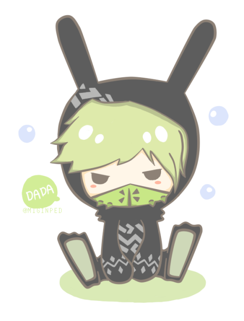 miginped:  [old work] Dadamato : matoki boy collection