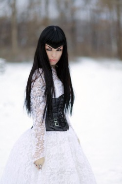 ilovegothgirls:  oh wow! Fabulous! Now THAT'S a pic!