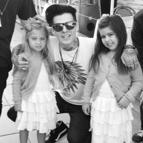 christinajanette:     Jesse Rutherford and Sophia-Grace and Rosie   Why isn't this me and Danielle?????   LOOK AT THEIR FACES. They have no idea what to do in the presence of a G O D.