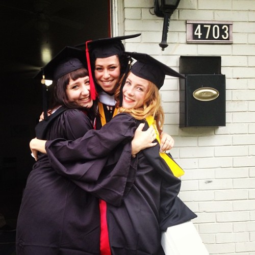 eyeless-in-gaza:  The graduates of Treehouse  we are so cute wow