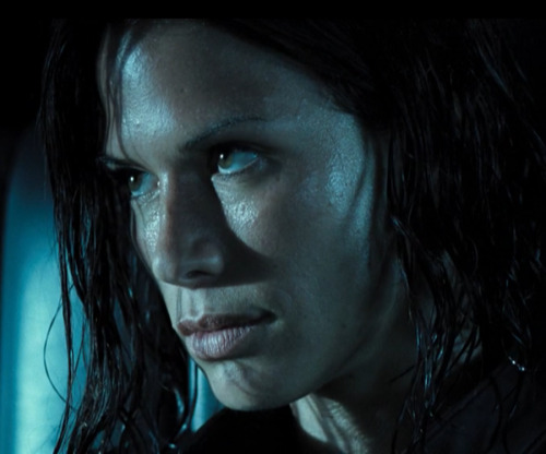 pianists-fingers:  Rhona Mitra Doomsday by ~bluelion06