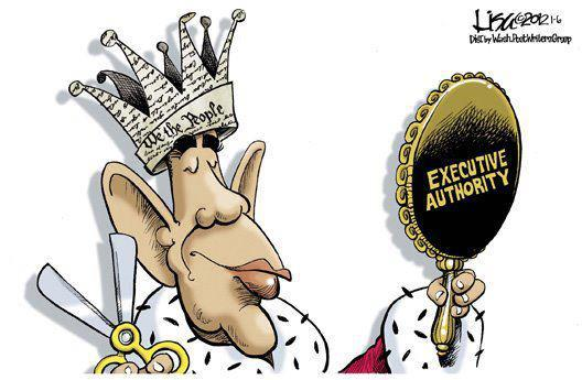 thegayrepublican:  King Obama! It's time to start impeachment process!