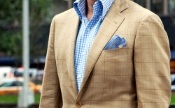 gntstyle:  Summer tweed Real Men LifeStyle? Follow: http://gntstyle.net BLOGFACEBOOK