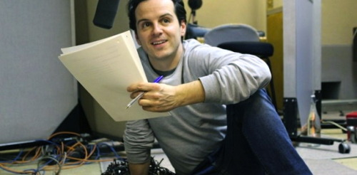itisnotmytree:  Andrew Scott to star in Radio 4's Dystopian season