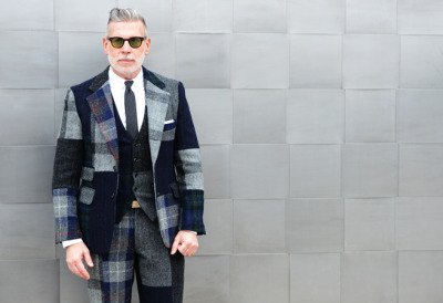 Daddy Nick Wooster