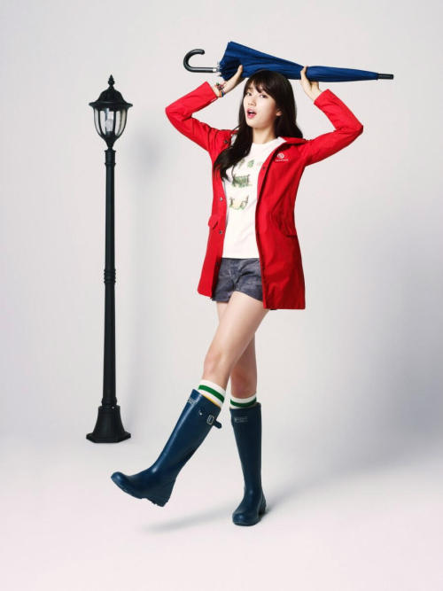 suzyjjang:  Suzy for Beanpole Outdoor