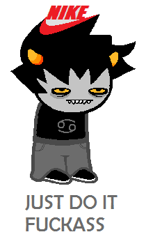Karkat gets a little blunt.