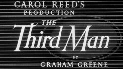 The memorable main titles for the film noir The Third Man emphasize the importance of music to a title sequence.