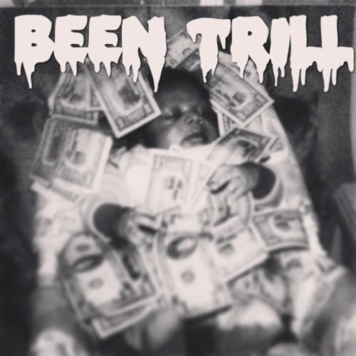 #beentrill fresh from the Grand Archives …