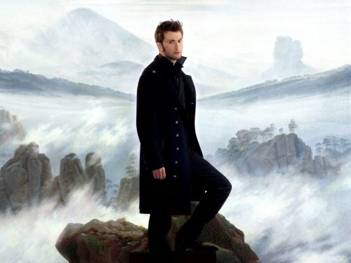 Because you can never have too much David Tennant.