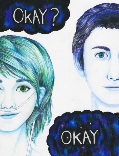 The Fault In Our Stars Buy this print!