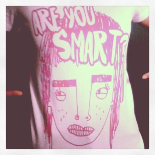 #artwork #pink #areyousmart