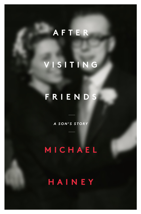 "GQ Deputy Editor Michael Hainey's book, After Visiting Friends: A Son's Story, comes out tomorrow!  Michael Hainey had just turned six when his uncle knocked on his family's back door one morning with the tragic news: Bob Hainey, Michael's father, was found alone near his car on Chicago's North Side, dead, of an apparent heart attack. Thirty-five years old, a young assistant copy desk chief at the Chicago Sun-Times, Bob was a bright and shining star in the competitive, hard-living world of newspapers, one that involved booze-soaked nights that bled into dawn. And then suddenly he was gone, leaving behind a young widow, two sons, a fractured family—and questions surrounding the mysterious nature of his death that would obsess Michael throughout adolescence and long into adulthood. Finally, roughly his father's age when he died, and a seasoned reporter himself, Michael set out to learn what happened that night. Died ""after visiting friends,"" the obituaries said. But the details beyond that were inconsistent. What friends? Where? At the heart of his quest is Michael's all-too-silent, opaque mother, a woman of great courage and tenacity—and a steely determination not to look back. Prodding and cajoling his relatives, and working through a network of his father's buddies who abide by an honor code of silence and secrecy, Michael sees beyond the long-held myths and ultimately reconciles the father he'd imagined with the one he comes to know—and in the journey discovers new truths about his mother. A stirring portrait of a family and its legacy of secrets, After Visiting Friends is the story of a son who goes in search of the truth and finds not only his father, but a rare window into a world of men and newspapers and fierce loyalties that no longer exists.  To pre-order your copy, click here."