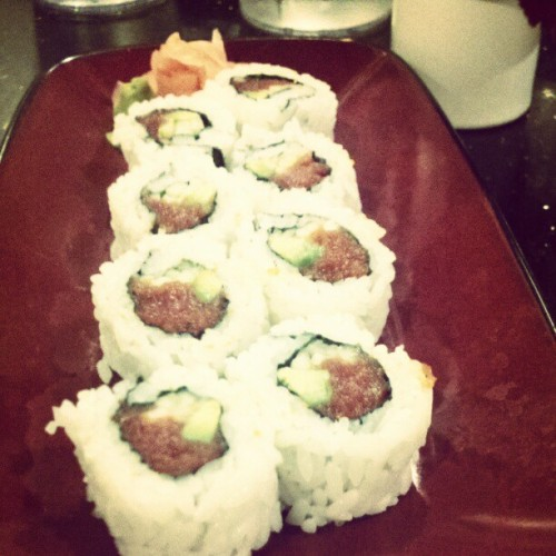 Spicy Tuna #happynewyears