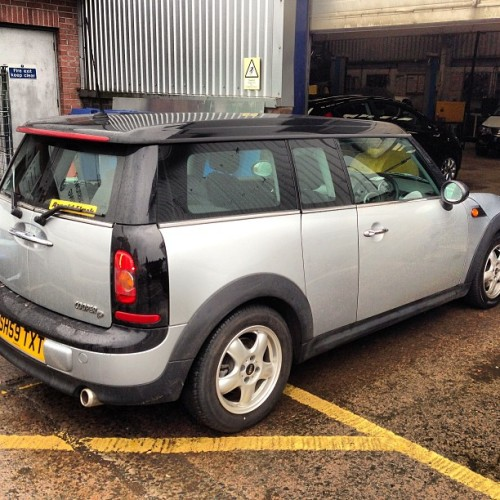 Picking up Tuesday night! #minicooper #mini #cooper #deisle #standardfornow #stanceneedssorting