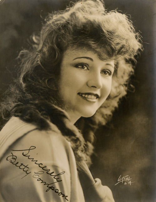 maudelynn:  Betty Compson by Witzel