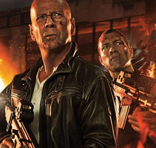 2013's Film Alphabet | D: A Good Day to Die Hard