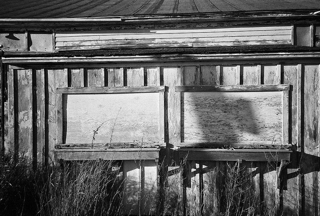 Barn on Flickr.Via Flickr: Newburyport, Mass., March 2012.