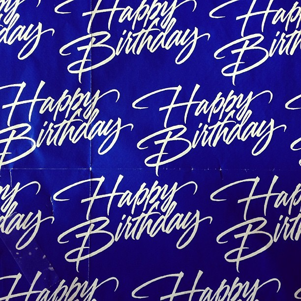 Best wrapping paper.