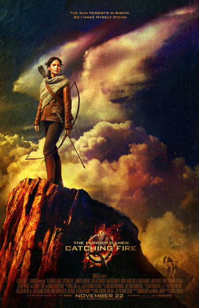 suicideblonde:  New Poster for The Hunger Games: Catching Fire