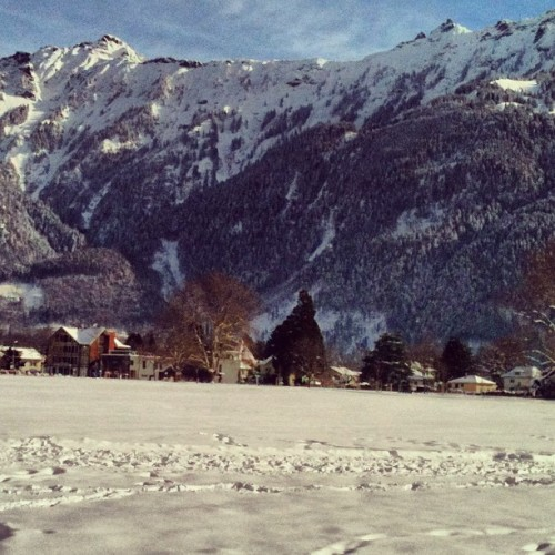 #Switzerland #SwissAlps #travel #studyabroad  (at Interlaken)