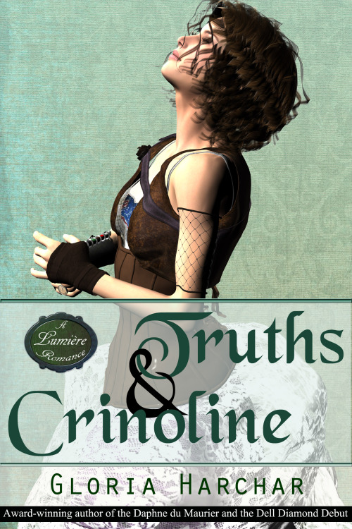 Truths & CrinolineRelease Date: April 16, 2013 Book 4 in the Lumière RomancesThe imposed deadline has changed; now…View Post