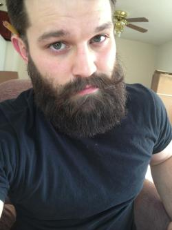 thedailybeard:  This is my friend Eric, he's such a gentleman and as charming as can be.  He's some great company.