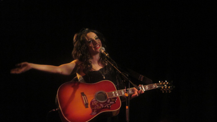 Lindi Ortega, Hoxton Bar and Kitchen, London