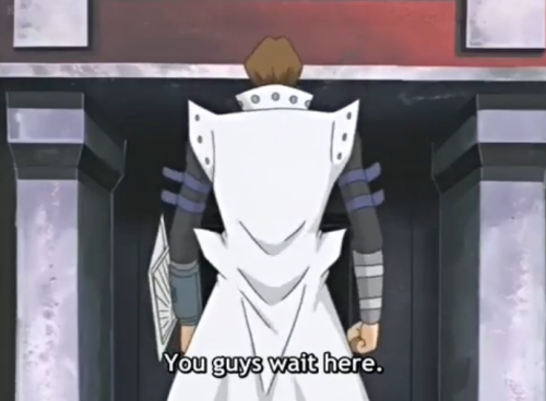 dragon-priestess:  lmao this is a quality puppyshipping moment u_u they wander off together, bickering as always :P