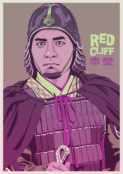 designersof:  John Woo's epic RED CLIFF. My Tumblr. My website. ^_^