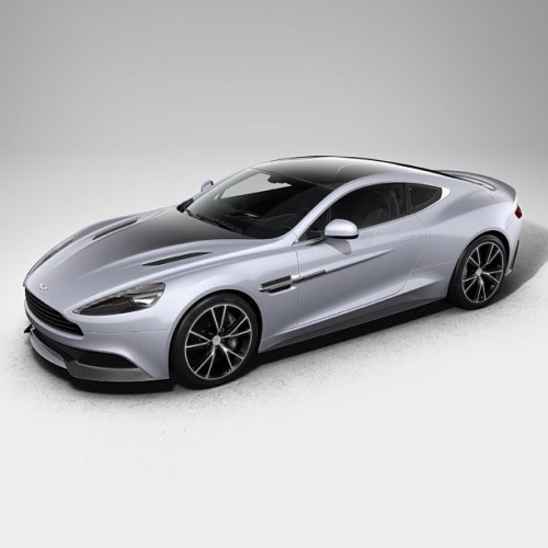 To celebrate 100 years: Aston Martin Vanquish Centenary Edition (at freshnessmag.com)