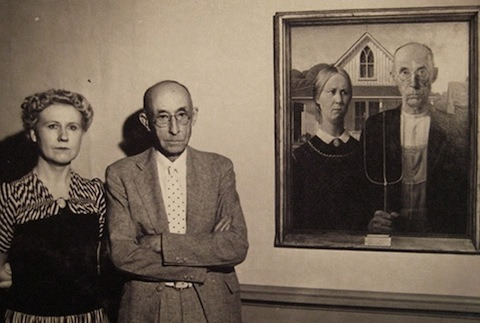 flavorpill:  Fascinating Photos of the Models Who Inspired Famous Artworks