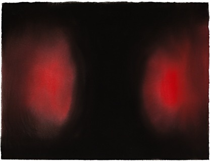 gouache on paperAnish Kapoor