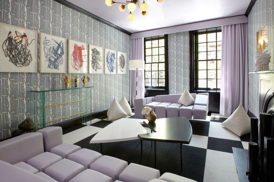 Tour this year's Kips Bay Decorator Show House, which includes a spectacular array of inspiring rooms by the country's top design talents.