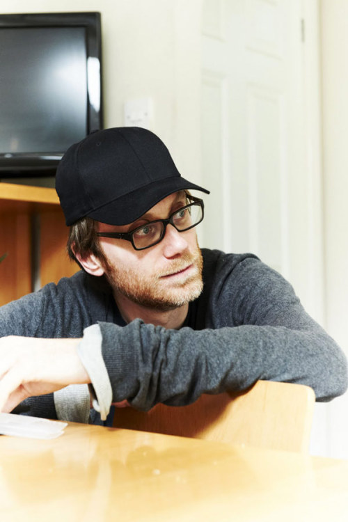 foreverasmerchette:  Stephen James Merchant