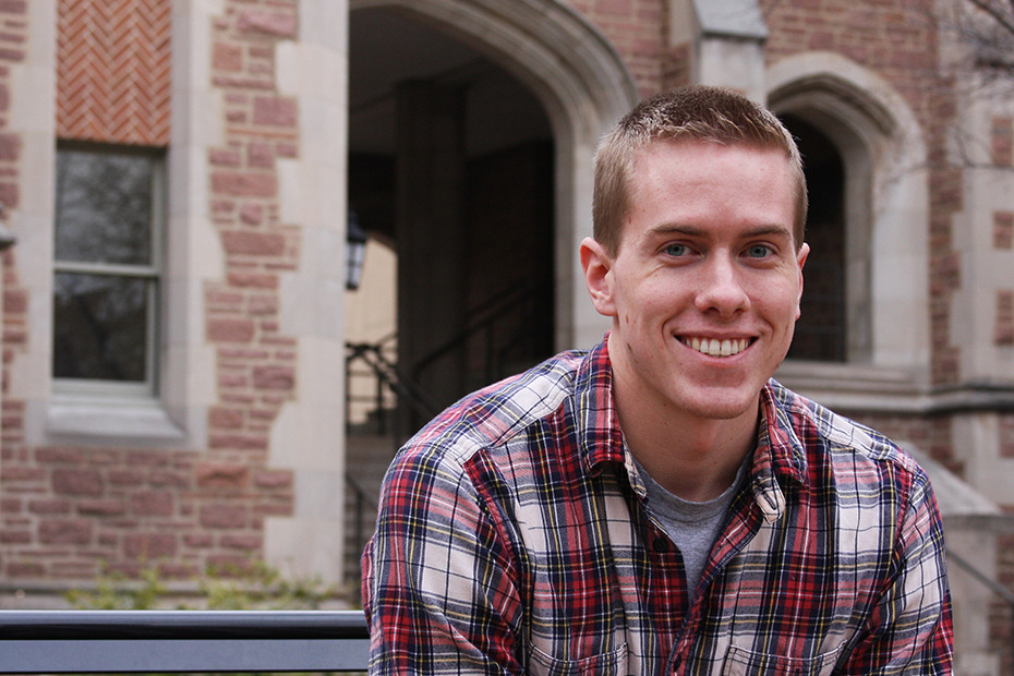 "Why Rob Lahue chose our Dual Degree Program ""The Dual Degree community at Wash. U. has exceeded my expectations. The faculty, and especially other Dual Degree students, are incredibly friendly and helpful. The transition here was also very smooth, and I had no trouble integrating into the larger engineering community. Wash. U. is a challenging school, but there is no shortage of support.""  Rob LahueYear: Class of 2014Major: Electrical EngineeringAffiliated School: Elon University Learn more about the Dual Degree Program at Washington University in St. Louis."
