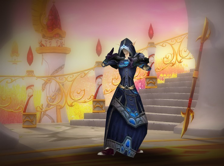Kosiwawa Female Blood Elf Priest EU Talnivarr [Hood of Absolution] [Shoulderpads of Absolution] [Vestments of Absolution] [Bombardment Bracers] [Bomber's Precision Gloves] [Fermenting Belt] [Leggings of Hallowed Fire] [Furyheart Treads] [Staff of Trembling Will]