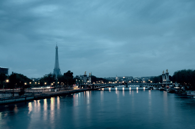 rresuscitate:  Cool Parisian Morning by DPGold Photos on Flickr.