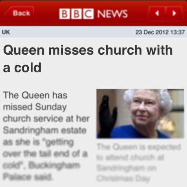 youknowyourebritishwhen:  This made the news the other day and I found it quite funny