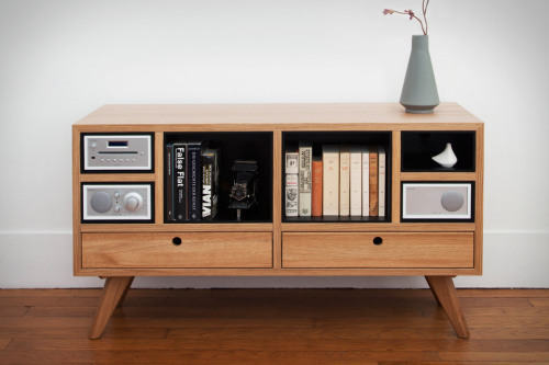 Hansen Family x Tivoli Audio Remix Sideboard