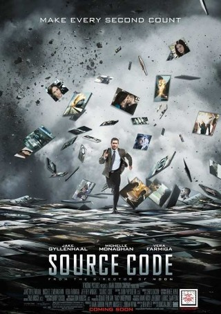 "I'm watching Source Code    ""Better than I expected. Even if a bit predictable.""                      Check-in to               Source Code on GetGlue.com"