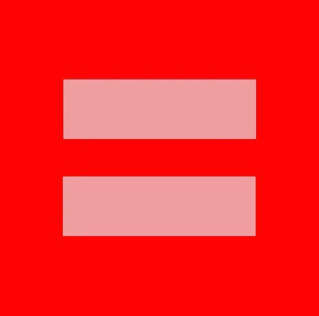 This blog supports marriage equality